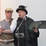 Steamtown Live am 6.4.2014 im Kulturbunker Köln